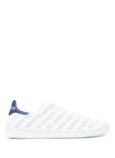 Vetements Sneakers Beyaz